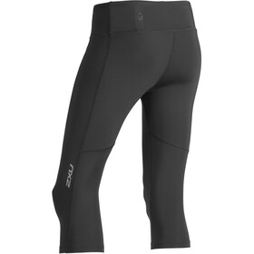 2XU Run Mid Rise Compression 3/4 Mallas Mujer, black/silver reflective